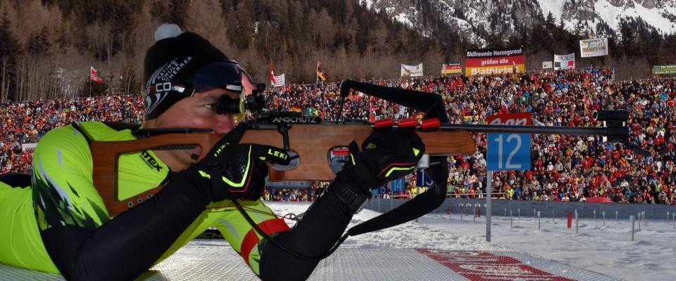 Biathlon für Jedermann mit unseren Biathlonprofis!