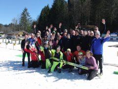 Biathlonwochenende 11.12.3.2017